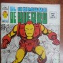Cómics: EL HOMBRE DE HIERRO. VOL 2. Nº 5. VÉRTICE ¡¡¡DIFÍCIL!!!. Lote 27338248