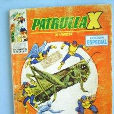 Cómics: PATRULLA X-TOMO N.11 , 1970-VERTICE. Lote 22973398