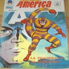 Cómics: VÉRTICE VOL. 3 CAPITÁN AMÉRICA Nº 12. 35 PTS. 1976. REGALO Nº 45.. Lote 11176880
