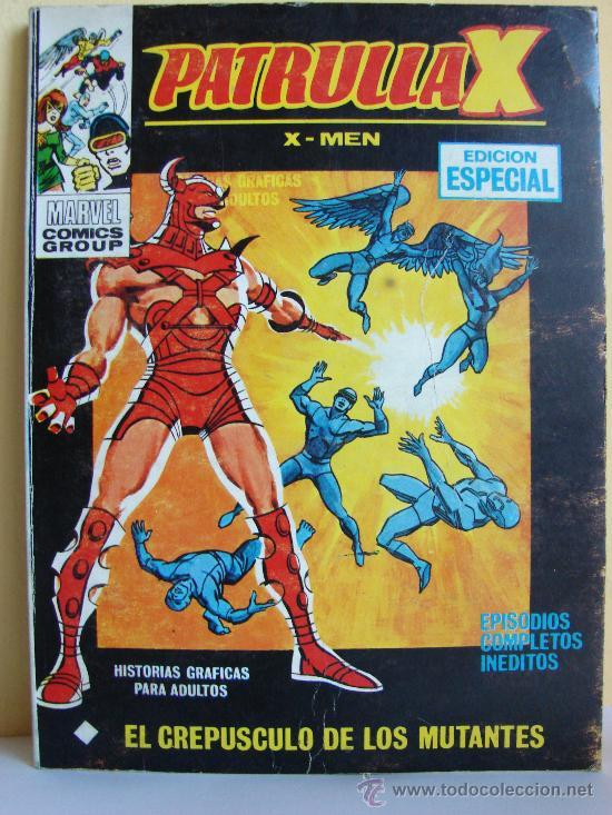 Cómics: MARVEL. 4 COMIC VERTICE: CORONEL FURIA Nº 15-DAN DEFENSOR Nº 16-THOR Nº 18-PATRULLA X Nº 23 AÑO 1971 - Foto 5 - 27106231