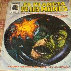 Cómics: VÉRTICE MUNDI COMICS VOL. 3 EL PLANETA DE LOS MONOS Nº 4. 160 PTS. 1979.. Lote 11176932