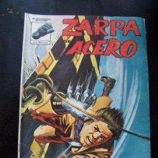 Cómics: ZARPA DE ACERO.- Nº. 3.- 1981.- LUCHA CONTRA EL CRIMEN.-MUNDICOMICS ADULTOS. Lote 15540827