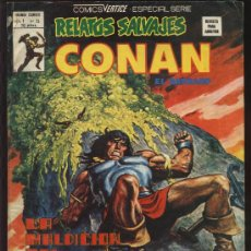 Comics: RELATOS SALVAJES CONAN VOLUMEN 1 Nº 73. Lote 47063607