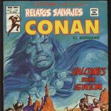 Comics: RELATOS SALVAJES CONAN VOLUMEN 1 Nº 76. Lote 9701969