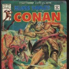 Comics: RELATOS SALVAJES CONAN VOLUMEN 1 Nº 77. Lote 9701971