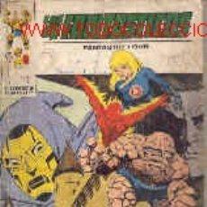 Cómics: LOS 4 FANTÁSTICOS Nº 42. VÉRTICE 1972. Lote 8371441
