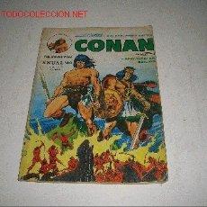 Cómics: CONAN. Lote 2608881