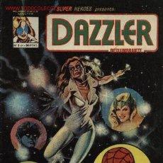 Cómics: SUPER HEROES - DAZZLER - Nº: 1 - VÉRTICE 1.981. Lote 288475483