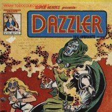 Cómics: SUPER HEROES - DAZZLER - Nº: 2 - VÉRTICE 1.981 . Lote 143148156