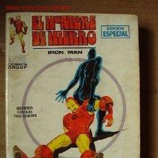 Cómics: EL HOMBRE DE HIERRO. Nº 8. VÉRTICE.. Lote 26089130