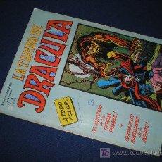 ESCALOFRIO - LA TUMBA DE DRACULA VOL. 2 Nº 7 - VERTICE 1981