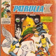 Cómics: LA PATRULLA X Nº 9. VOL1. TACO VERTICE. 30 PTS. Lote 10040864