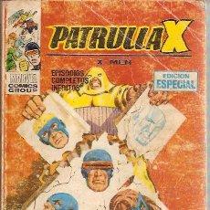 Cómics: LA PATRULLA X Nº 20. VOL1. TACO VERTICE. 30 PTS. Lote 10040935