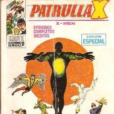 Cómics: LA PATRULLA X Nº 24. VOL1. TACO VERTICE. 30 PTS. Lote 10040967