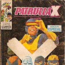 Cómics: LA PATRULLA X Nº 27. VOL1. TACO VERTICE. 30 PTS. Lote 10041004