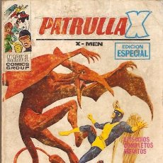 LA PATRULLA X Nº 28. VOL1. TACO VERTICE. 25 PTS