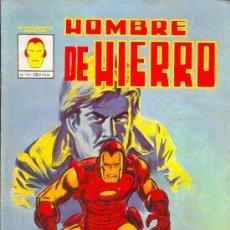 Cómics: MUNDICOMICS ADULTOS NUM 1 HOMBRE DE HIERRO EL PRÍNCIPE DEL MAR 1978 MARVEL EDICIONES VÉRTICE. Lote 27446507