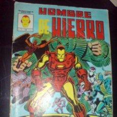 Cómics: HOMBRE DE HIERRO HAMMER ATACA. Lote 10149270