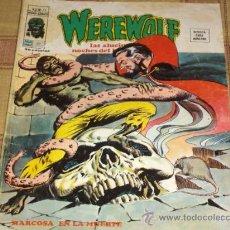 Cómics: VÉRTICE VOL. 2 WEREWOLF Nº 13. 1976. 35 PTS.. Lote 13288002