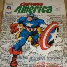 Cómics: VÉRTICE VOL. 3 CAPITÁN AMÉRICA Nº 5. 35 PTS. 1976.. Lote 21934875