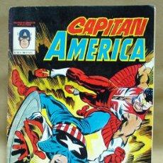 Cómics: CAPITAN AMERICA EDITORIAL VERTICE Nº 4 1981 CONTRA PORTADA STAR TREK. Lote 11468668