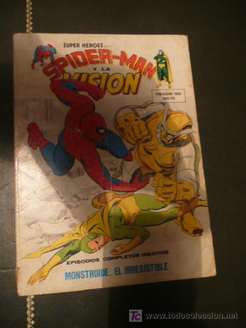 SUPER HEROES. VÉRTICE. VOL.1. TACOS. Nº 10 (Tebeos y Comics - Vértice - Super Héroes)