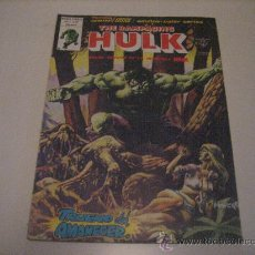 Cómics: THE RAMPAGNING HULK-VOL1-Nº10-12-14 Y 15-VERTICE. Lote 25498167
