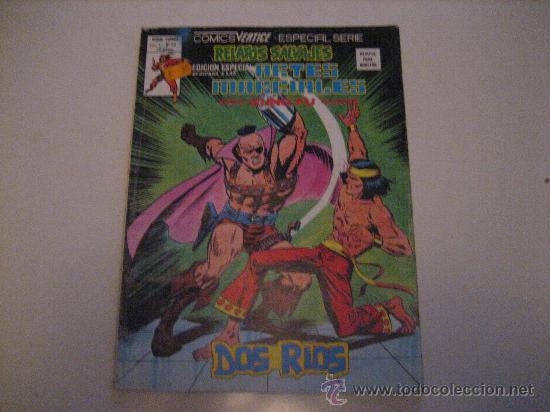 RELATOS SALVAJES - ARTES MARCIALES - VOL.1 - NºS 42-46- 49- 50 -51 Y VOL.2- NºS 1 Y 4- VERTICE (Tebeos y Comics - Vértice - Relatos Salvajes)