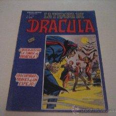 Cómics: LA TUMBA DE DRACULA-VOL.2-Nº2-VERTICE. Lote 25520364