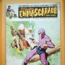 Cómics: EL HOMBRE ENMASCARADO- N.2 -1972-THE PHANTOM-EDICIONES VERTICE. Lote 13323709