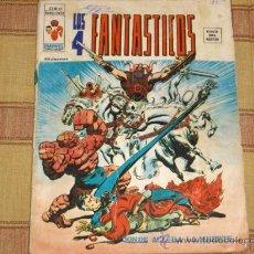 Cómics: VÉRTICE VOL. 2 LOS 4 FANTÁSTICOS Nº 21. 1976. 35 PTS.. Lote 11193633