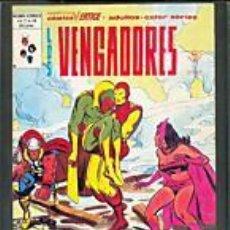 Cómics: VENGADORES Nº 46 VOLUMEN 2 ED.VÉRTICE. Lote 10387774