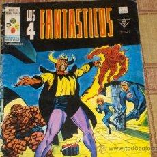 Cómics: VÉRTICE VOL. 3 LOS 4 FANTÁSTICOS Nº 16. 1978. 40 PTS.. Lote 13269140