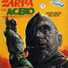 Cómics: ZARPA DE ACERO FORMATO GRAPA Nº 7 EDITORIAL VERTICE. Lote 10566811
