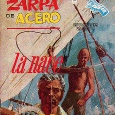 Cómics: ZARPA DE ACERO FORMATO GRAPA Nº 18 EDITORIAL VERTICE. Lote 10566953