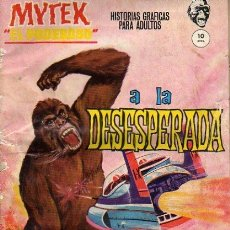 Cómics: MYTEK EL PODEROSO FORMATO GRAPA EDITORIAL VERTICE Nº 7. Lote 10577619