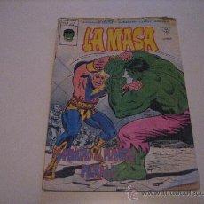 Cómics: LA MASA - HULK - VOL.3 Nº38 - VERTICE. Lote 27438245