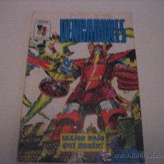 Cómics: LOS VENGADORES - Nº3 - VERTICE. MUNDICOMICS. Lote 27438246