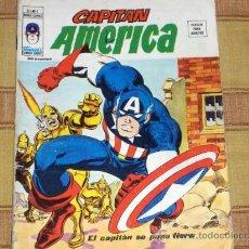Cómics: VÉRTICE VOL. 3 CAPITÁN AMÉRICA Nº 4. 1976. 35 PTS.. Lote 12078812