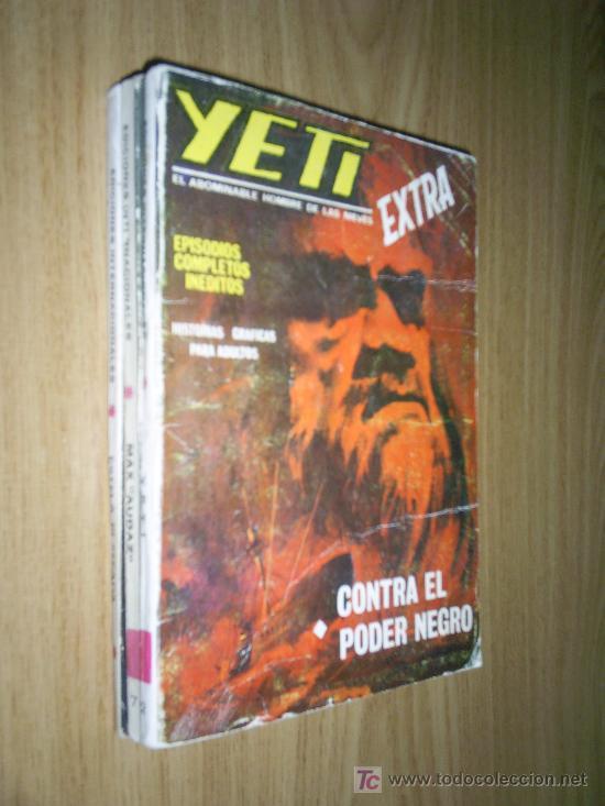 VERTICE YETI VOLUMEN 1 NUMERO 2 NORMAL ESTADO (Tebeos y Comics - Vértice - V.1)