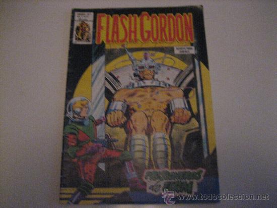 FLASH GORDON-VOL 2 Nº17 (Tebeos y Comics - Vértice - Flash Gordon)