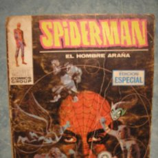 Cómics: SPIDERMAN EPISODIO COMPLETO LA LOCURA DE SPIDERMAN 1971.. Lote 10773919