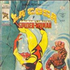 Cómics: SUPER HEROES PRESENTA: LA COSA Y SPIDER-WOMAN VOLUMEN 2 NUMERO 94. Lote 26922158