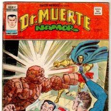 Cómics: SUPER HEROES V-2 Nº 67, DR. MUERTE Y NAMOR. Lote 11074785