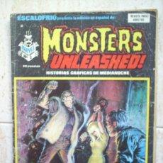 Cómics: MONSTERS-N.8--FRANKENSTEIN 1975-MARVEL EDICIONES VERTICE. Lote 25124466