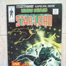 Cómics: EDICIONES VERTICE-RELATOS SALVAJES-STAR-LORD-V.1-N.61-1979. Lote 18305713