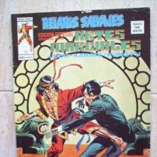 Cómics: RELATOS SALVAJES -EDICION ESPECIAL- ARTES MARCIALES -N.11-1975. Lote 27329857