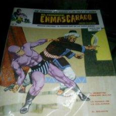 VERTICE VOLUMEN 1 EL HOMBRE ENMASCARADO NUMERO 9