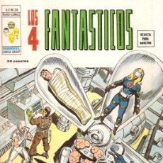 Cómics: COMIC VERTICE LOS 4 FANTASTICOS V2 Nº 28. Lote 11181741