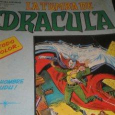 Cómics: ESCALOFRIO PRESENTA VOL.2 Nº5 , LA TUMBA DE DRACULA. Lote 23901995